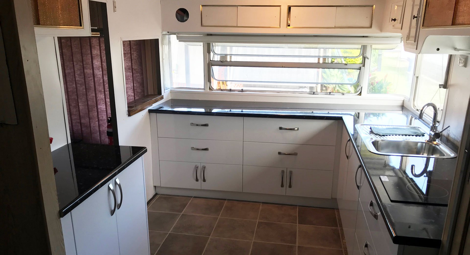 Port Stephens Kitchens - Caravan and Motorhome Conversions and Cabinetry